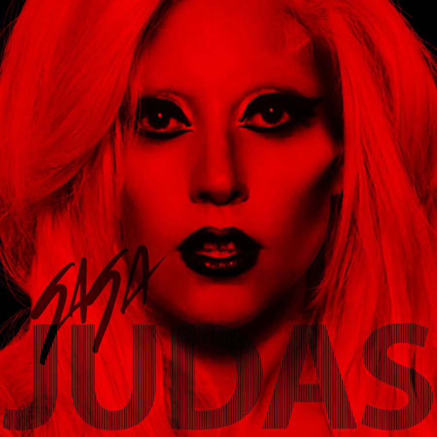 lady gaga judas. LADY GAGA – JUDAS!